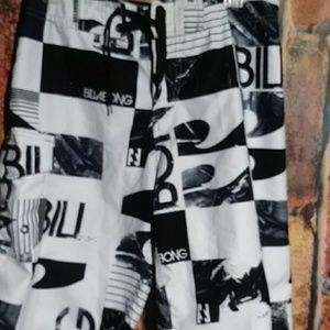 Billabong swim trunks great condition size 32